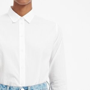 The Everlane Relaxed Soft Cotton Shirt